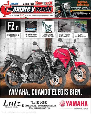 huge selection of 01c6b 72eb5 Periódico Compre y Venda, edición  177 Mes Agosto 2017 by Majic ...
