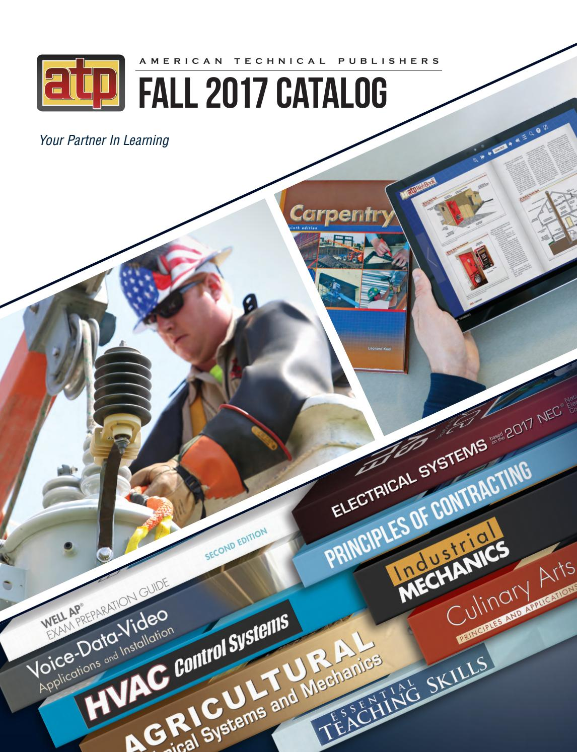 Atp 2017 Fall Catalog By American Technical Publishers Issuu Simple Hexfet Switch Circuit Diagram Electronictheory Gianparkash