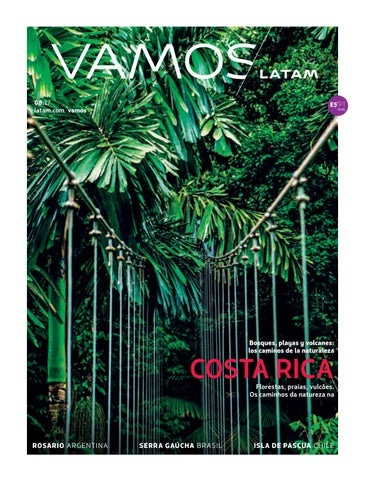Vamos Latam Agosto 2017 by Spafax - issuu 611227b0c38