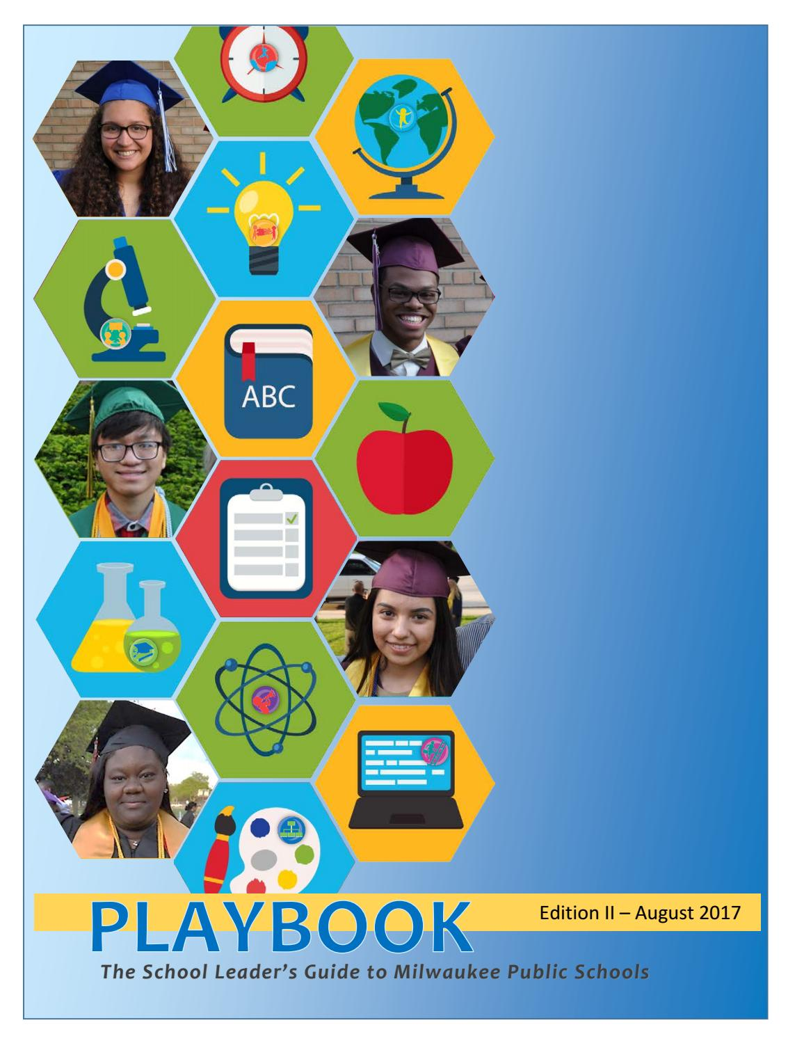 Milwaukee Public Schools Playbook by Milwaukee Public Schools - issuu