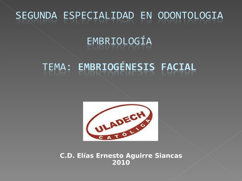 histologia y embriologia bucodental