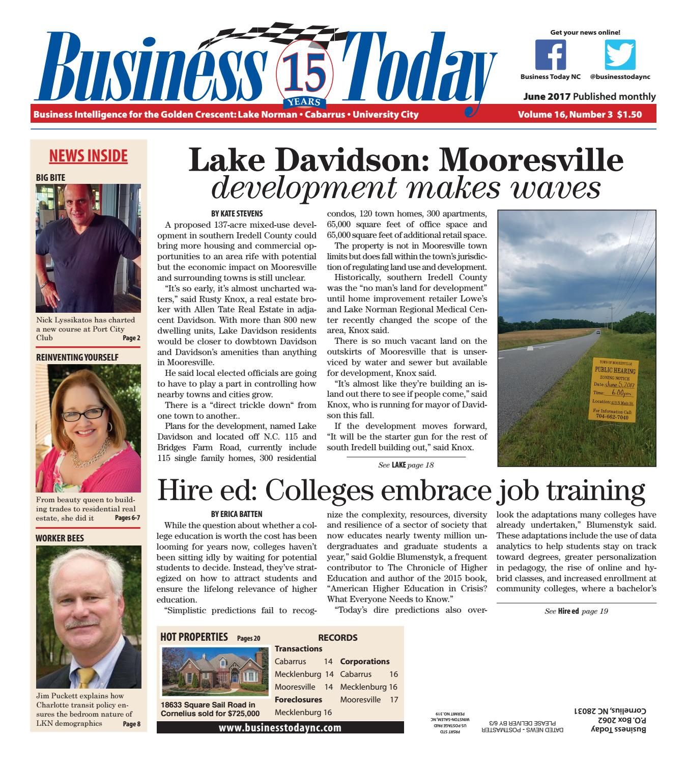 Business Today June 2017 By Business Today Cornelius Today Issuu