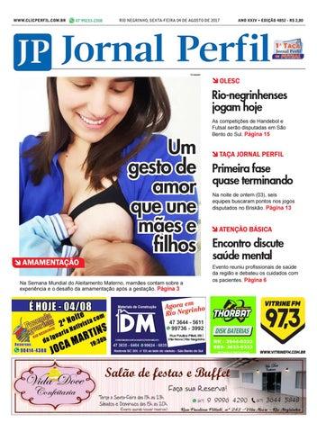 a39ce0000 Jornal perfil 04 08 2017 by Jornal Perfil - issuu
