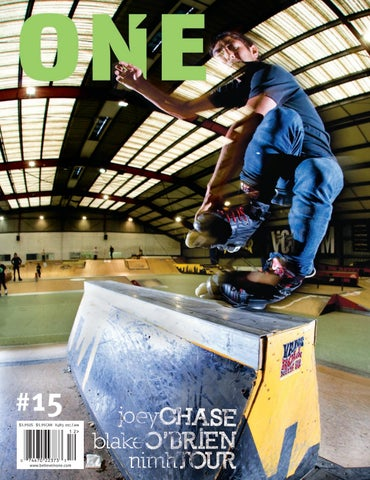 0b67e8164d2 ONE #15 (V4N3) by ONEblademag - issuu