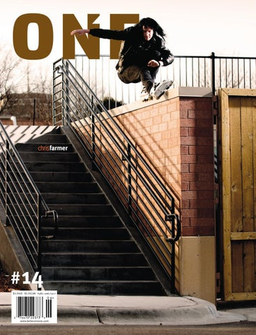 ONE  14 (V4N2) by ONEblademag - issuu 51acfdccc42