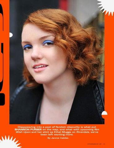 Page 83 of Vanishing Act: Shannon Purser