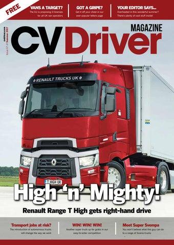 ad6dda925a CV Driver Summer 17 by Smith Davis Press - issuu