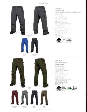 Volcom Outerwear 17 18 (Men s). Volcom Outerwear Men s Collection 2017 2018 9bea1c163