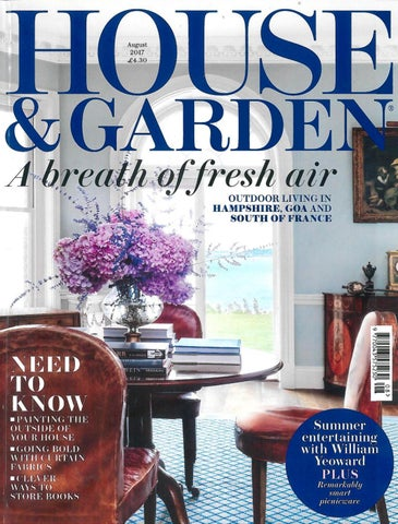 page 1 - House And Garden Magzine