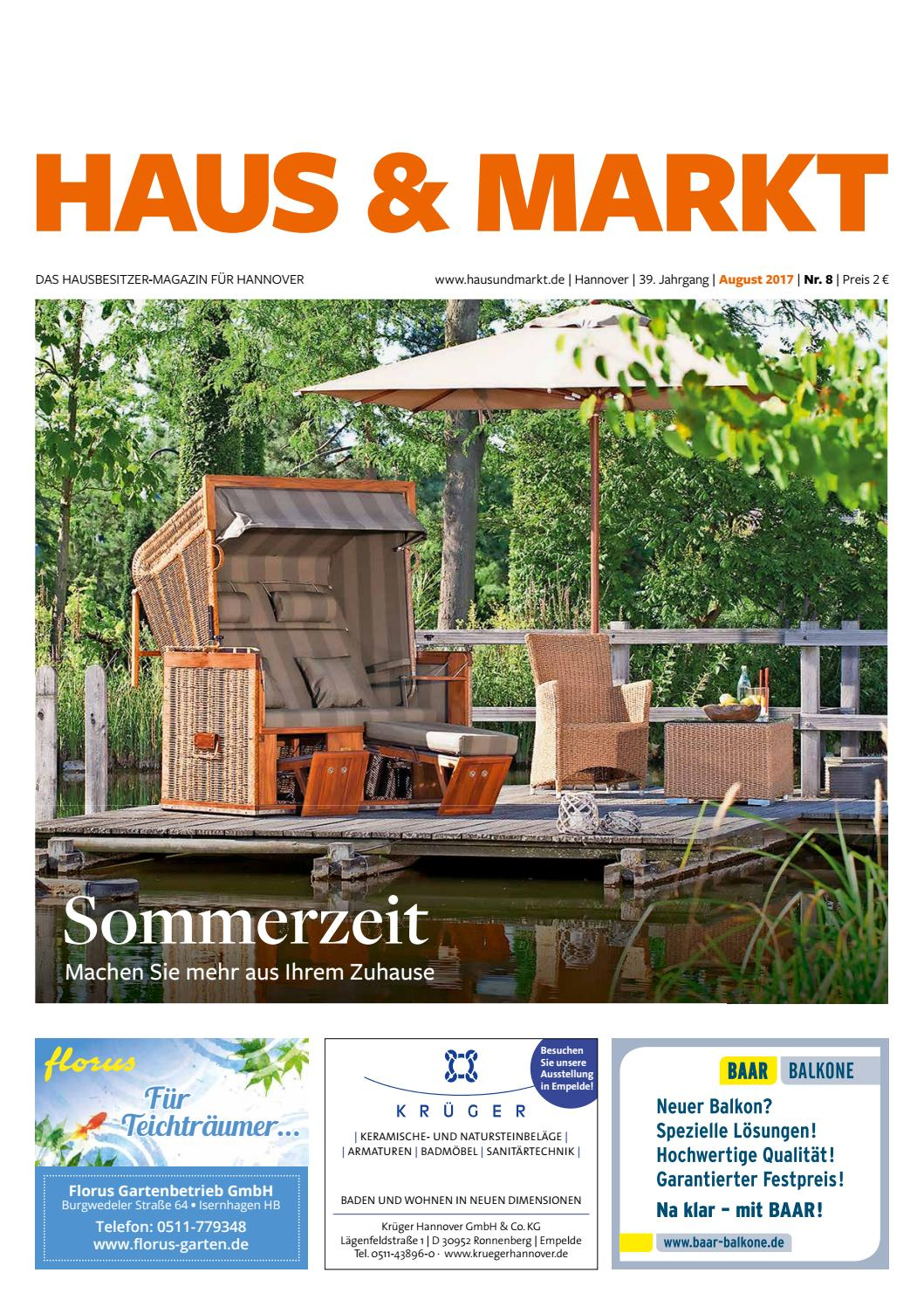 haus und markt 08 2017 by schluetersche issuu. Black Bedroom Furniture Sets. Home Design Ideas