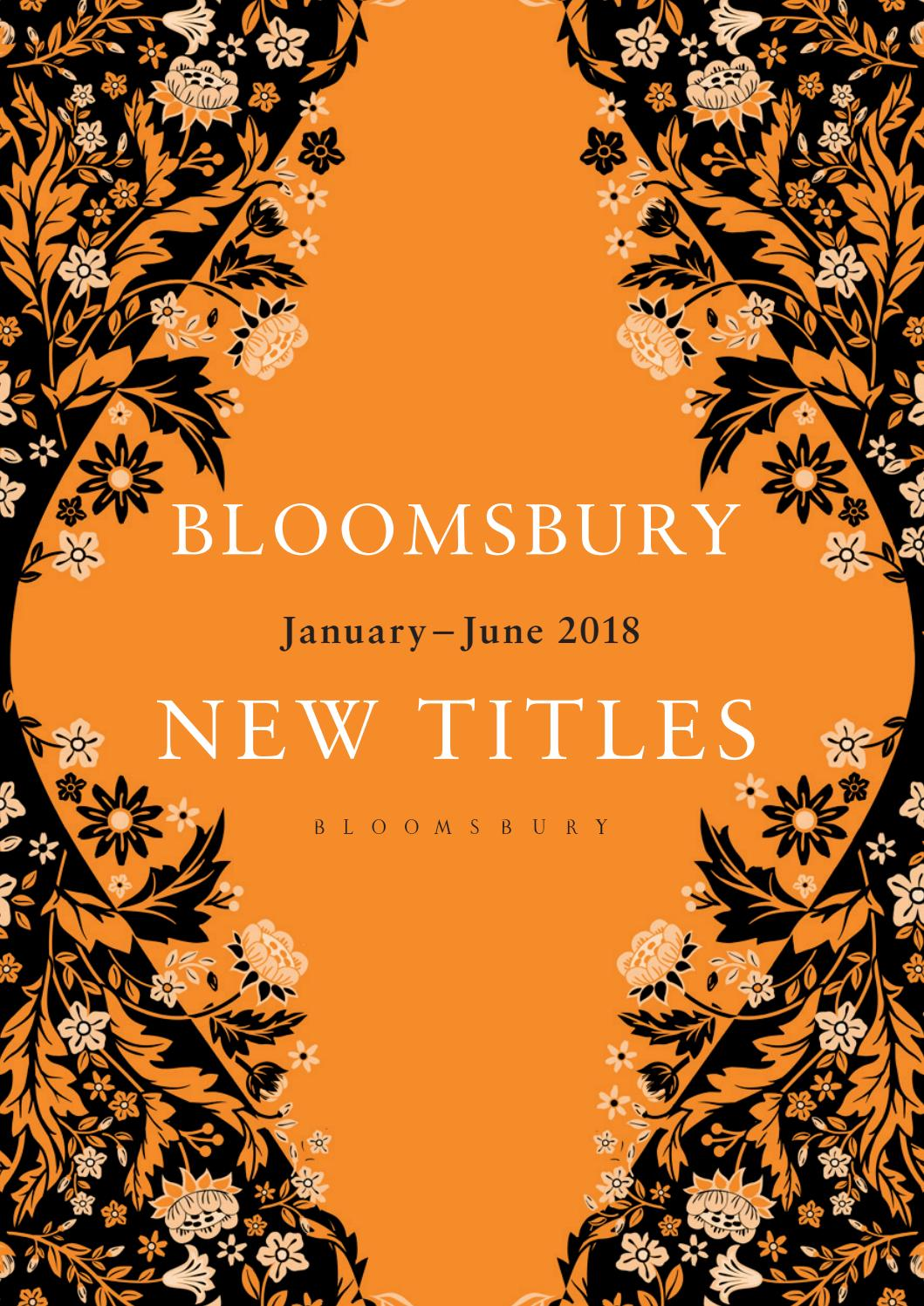 e2b51d35a Bloomsbury Adult New Titles January - June 2018 by Bloomsbury Publishing -  issuu