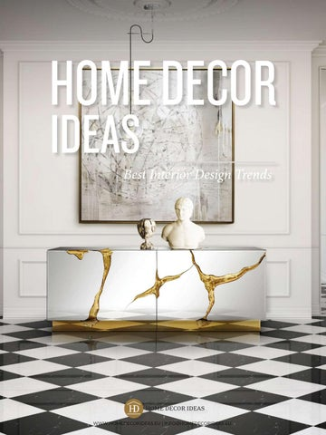 Interior Ideas  100 Home Decor Ideas. 100 home decor ideas catalogue by COVET HOUSE   issuu