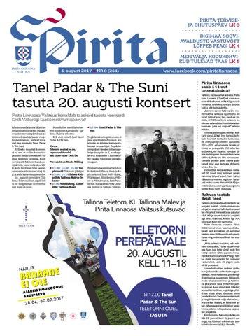 13dd99f2fec Pirita ajaleht august 2017 by Piritalinnaosavalitsus - issuu