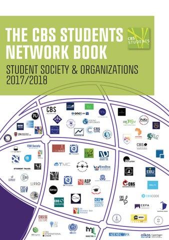 Networkbooklet 2017 18 web by Katinka Espersen - issuu