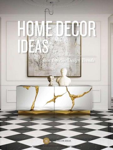 Page 1. Best Interior Design Trends. WWW.HOMEDECORIDEAS.