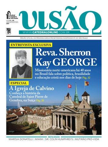 3dc976badad00 Revista Visão by MAGU Comunicação Integrada - issuu