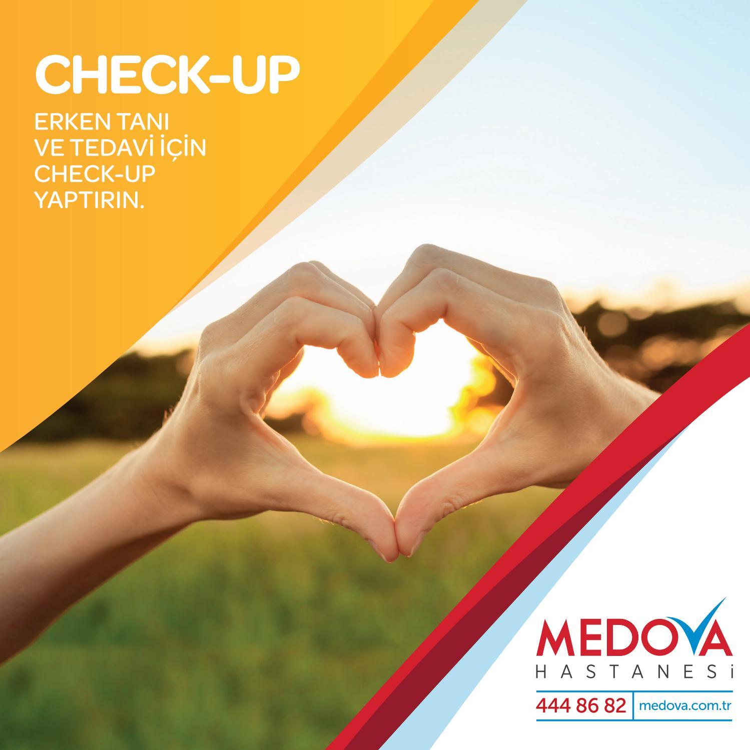 Yaşa göre check-up
