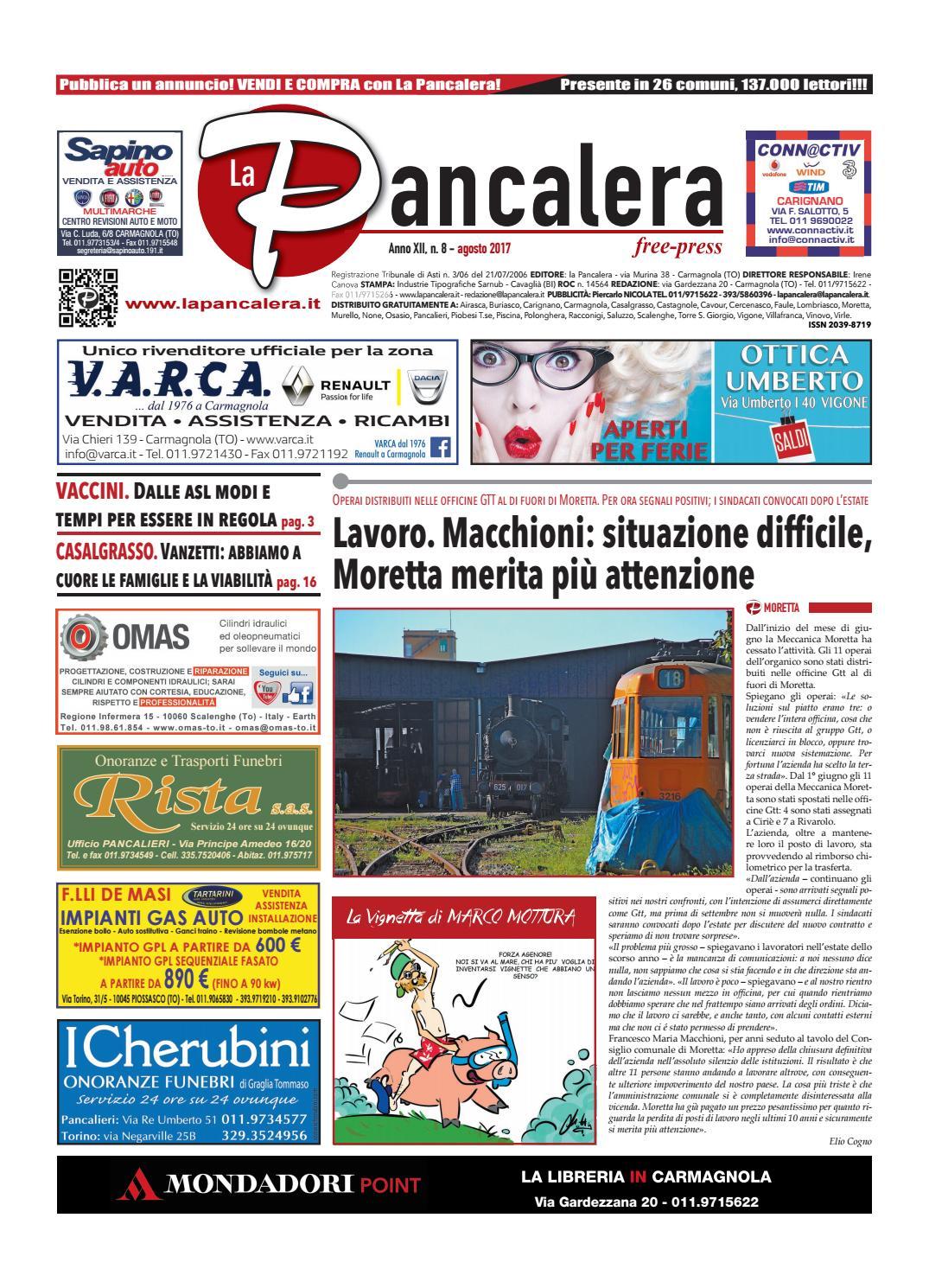 9abd0f2064 La pancalera agosto by la Pancalera - issuu