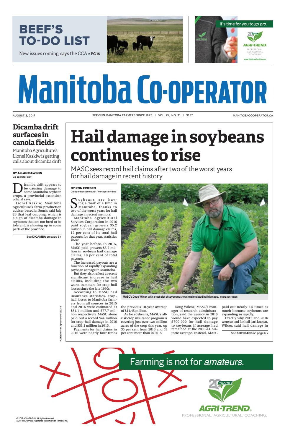 Manitoba Co Operator By Farm Business Communications Issuu High Lownew Switch Take A Diff Plug For The Wiper Six Wires