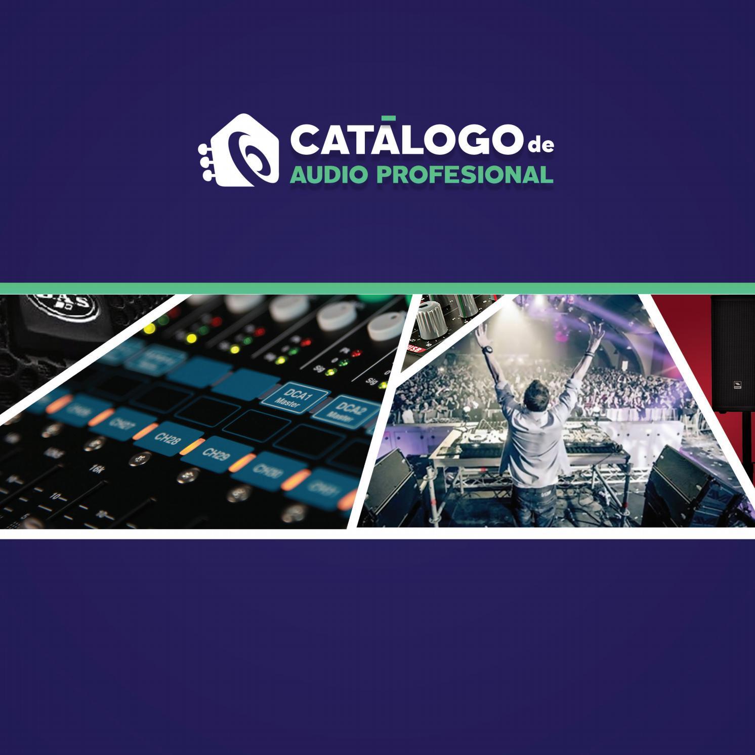 Catalogo De Audio Casa Instrumental By Casa Instrumental Guatemala  # Muebles Fiesta Metronorte
