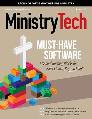 Ministry tech magazine june 2017 by now ministry tech magazine page 1 fandeluxe Choice Image