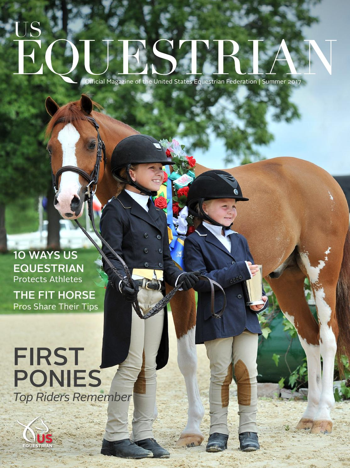 Us Equestrian Magazine By United States Equestrian