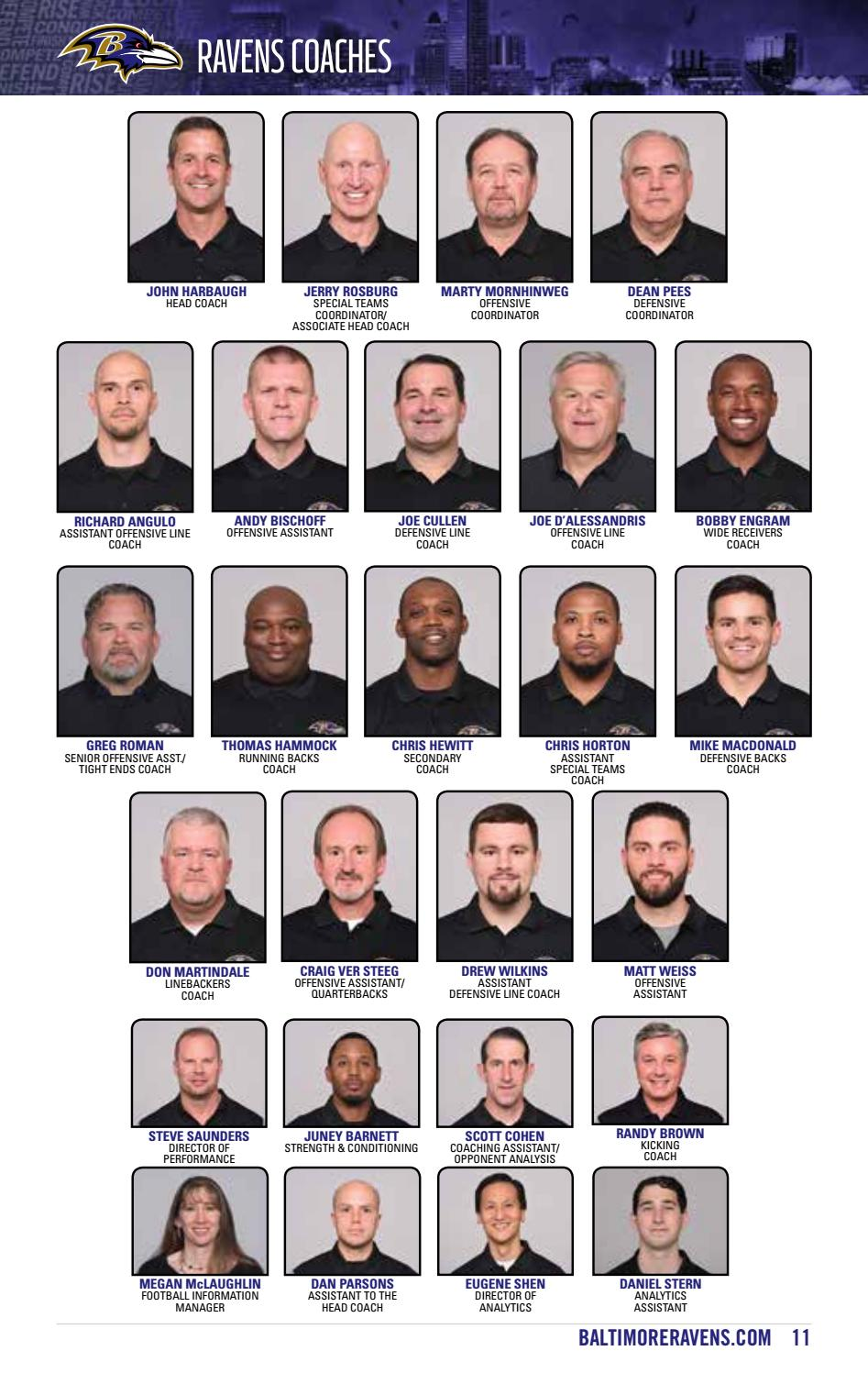 Gameday 08 10 Redskins Vs Ravens By Baltimore Ravens Issuu