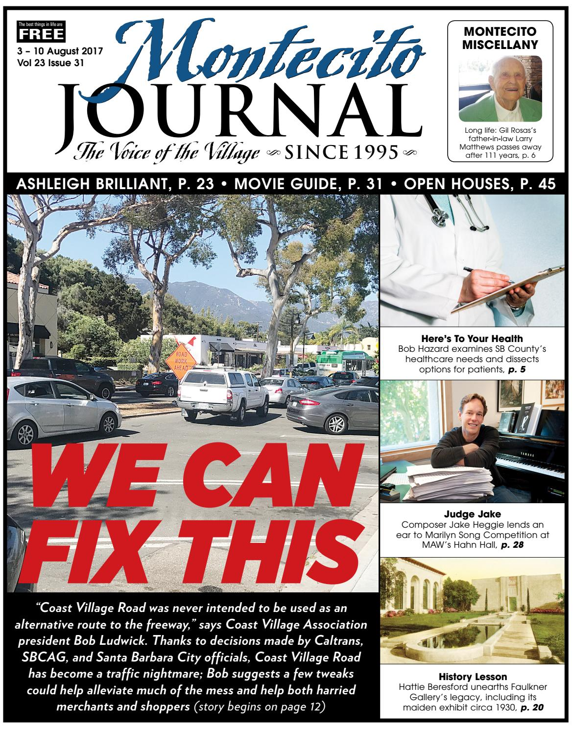 We Can Fix This by Montecito Journal - issuu