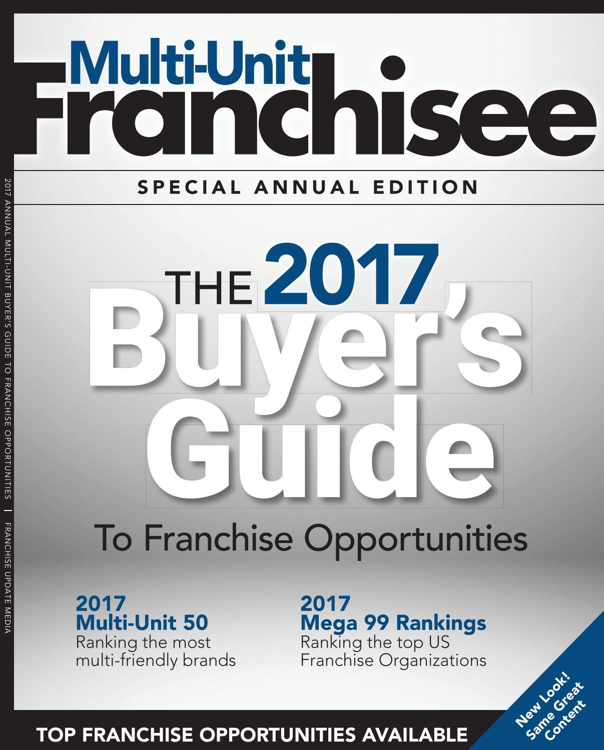 multi unit franchisee buyer u0027s guide 2017 by franchise update media