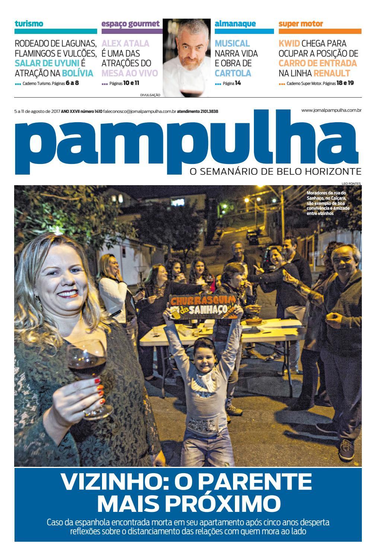 afd1f24d15d08 Pampulha - sábado, 5.8.2017 by Tecnologia Sempre Editora - issuu