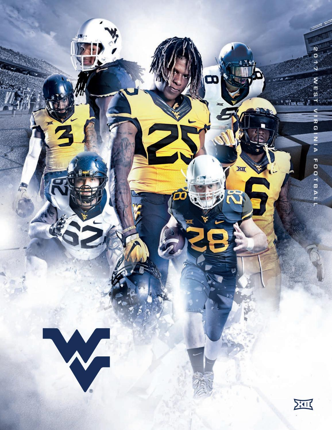 2017 WVU Football Guide by Joe Swan - issuu a66329c52