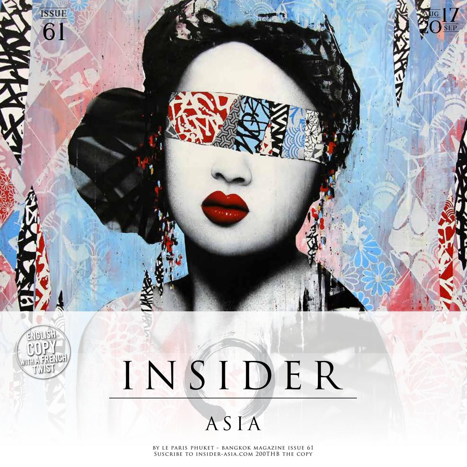 Insider Asia Issue 61 By Insider Asia Magazine Issuu