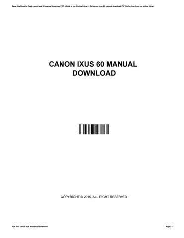 Ixus cameras support download drivers, software, manuals canon uk.