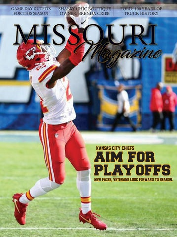 ee0fa6491d8 Regular Season Game 6 - Chiefs at Patriots (10-14-18) by Kansas City Chiefs  - issuu