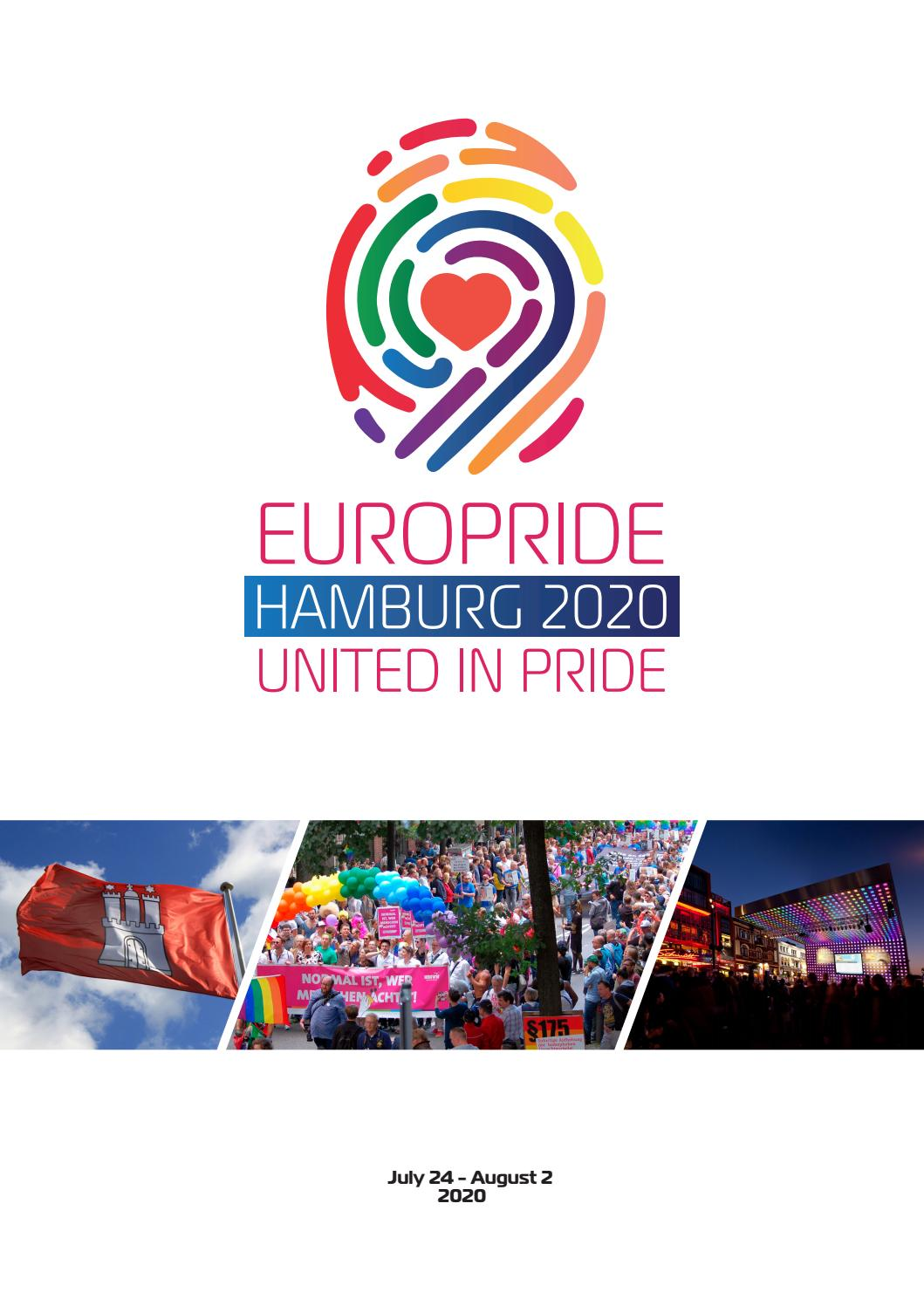 Bi Mart Country Music Festival 2020.Europride 2020 Bid Book Hamburg Pride Germany By European