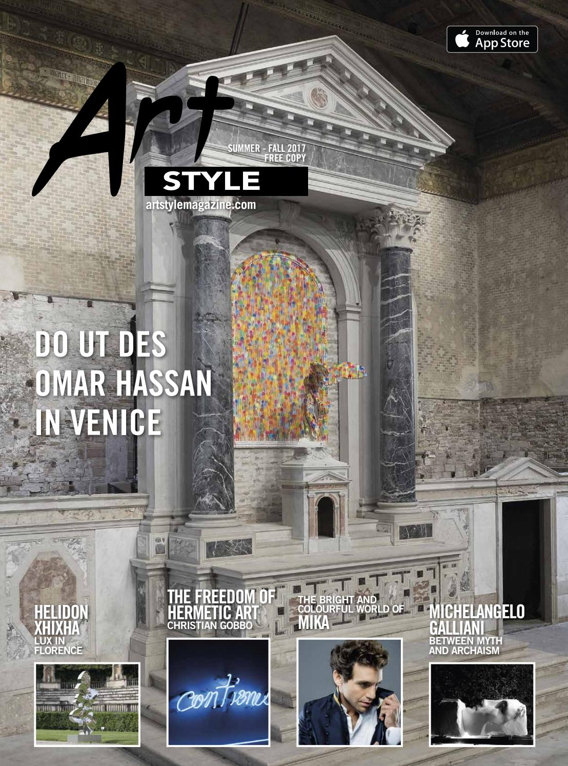 promo code daf23 871f1 Art Style Summer 2017 by Ingenia Direct s.r.l. - issuu