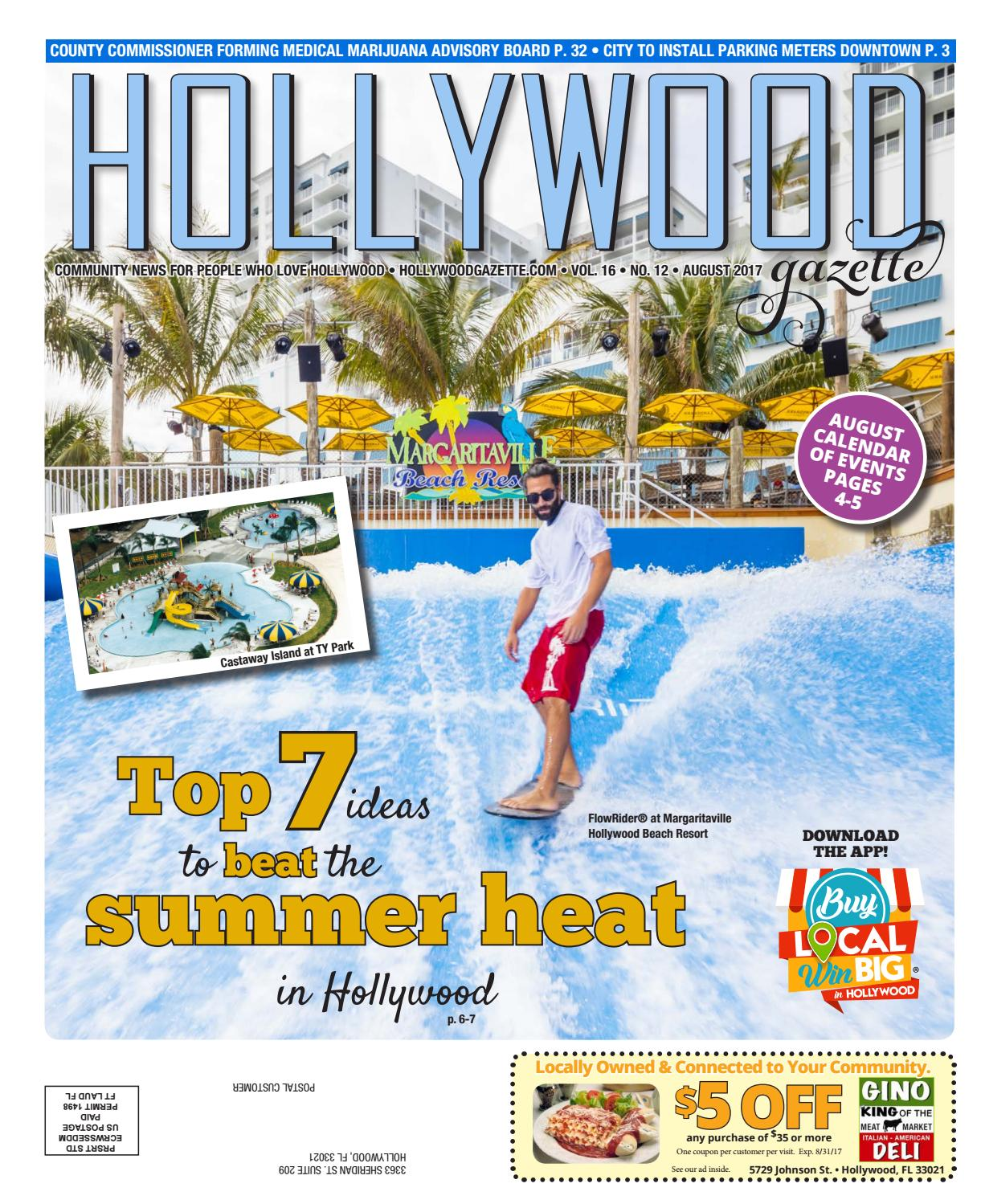 Hollywood Gazette August 2017 by Hollywood Gazette - issuu