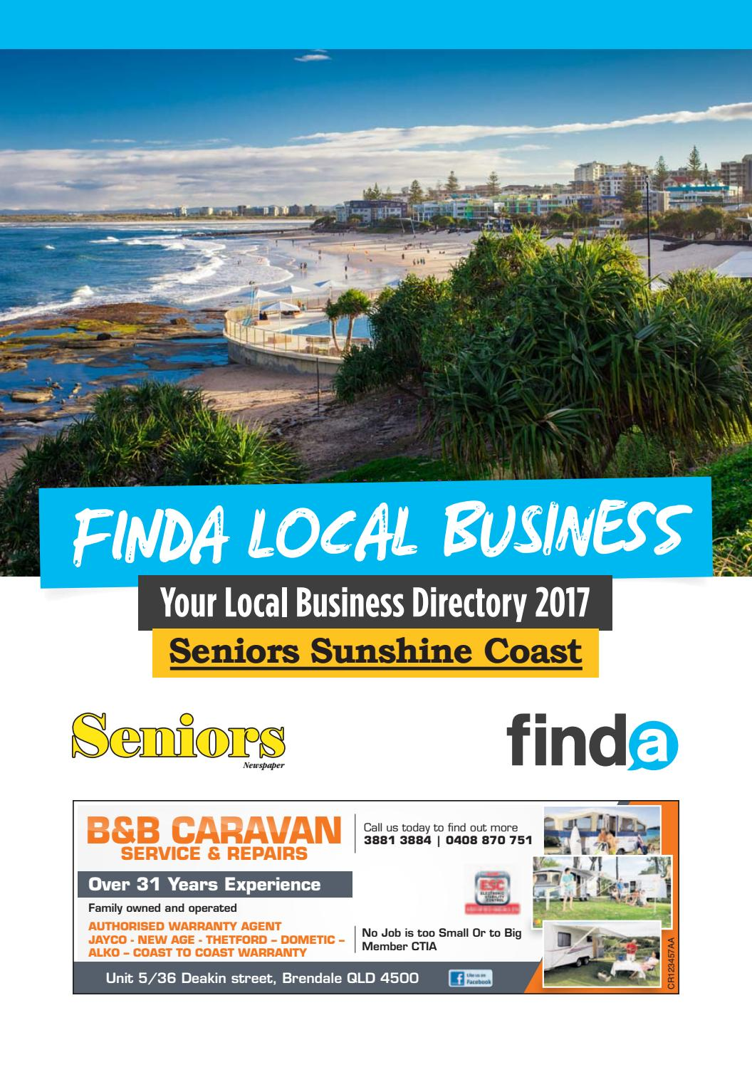 Seniors Sunshine Coast Local Business Directory by NRM