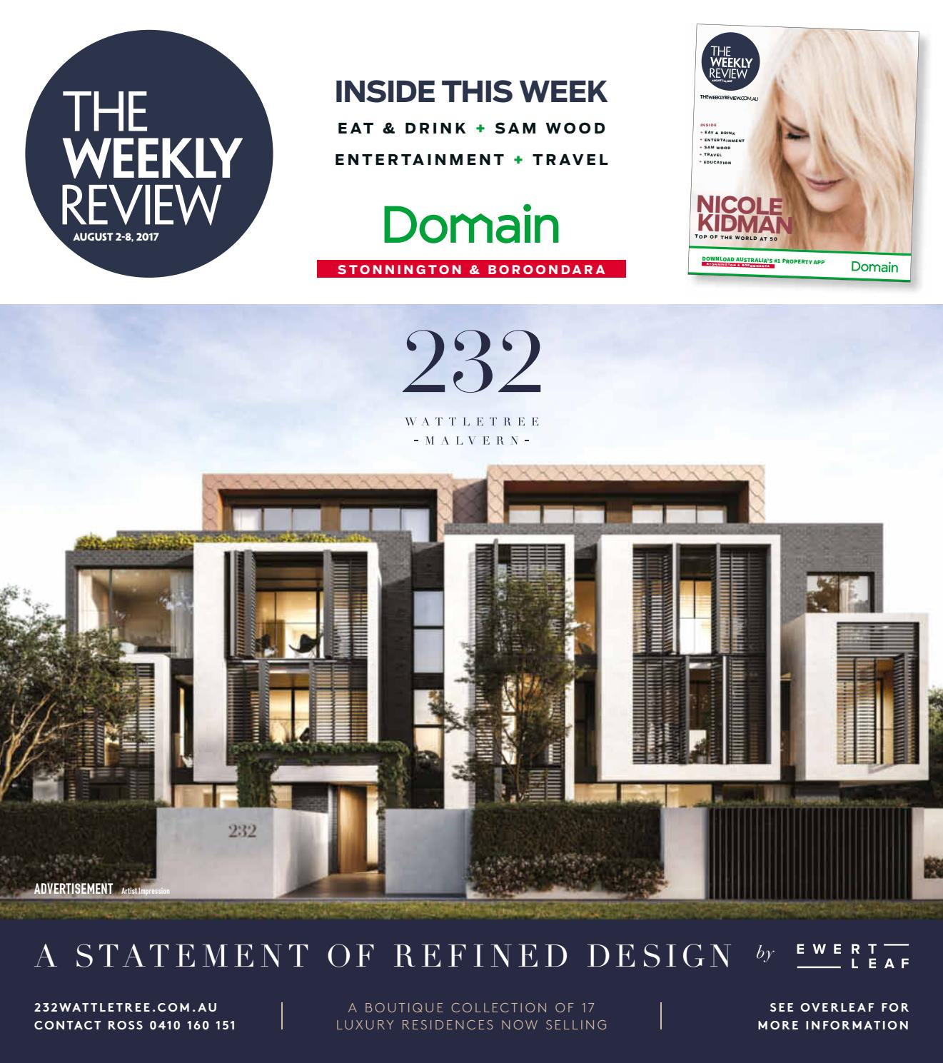 1f790015a70f1 The Weekly Review Stonnington   Boroondara by The Weekly Review - issuu