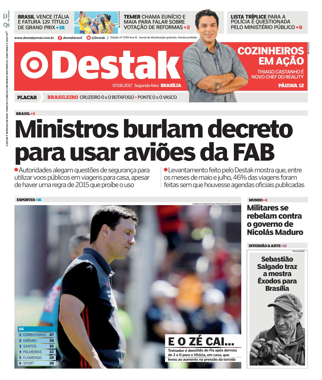 Brasília - 1749 by Destak Jornal - issuu 8f706aacba42d