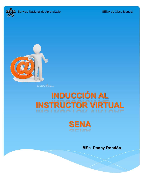Taller inducción al instructor sena by Rondon Mck Danny Arley - issuu
