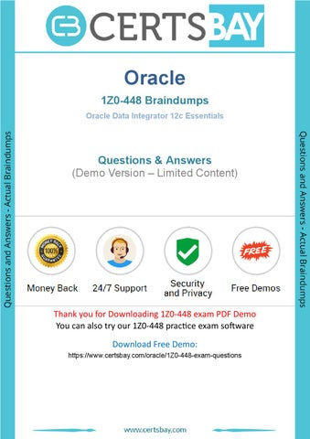 Pdf integrator oracle data