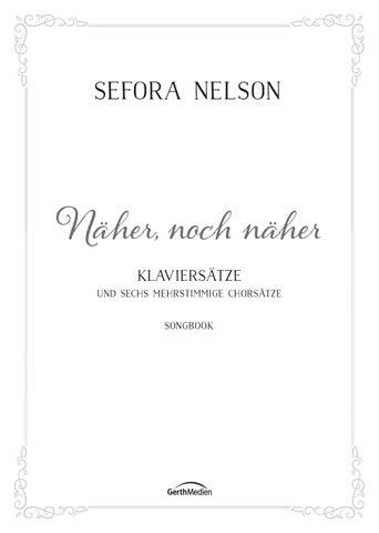 857531 9783896155313 Hymnen Sefora Nelson Leseprobe