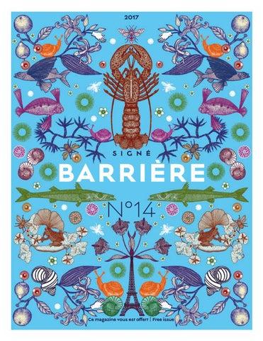 Signé Barrière N ° 14 by alexandre benyamine - issuu 866d6108a8b