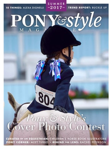 cfdc59612 Pony & Style Vol. 2, 2017 by Horse & Style Magazine - issuu