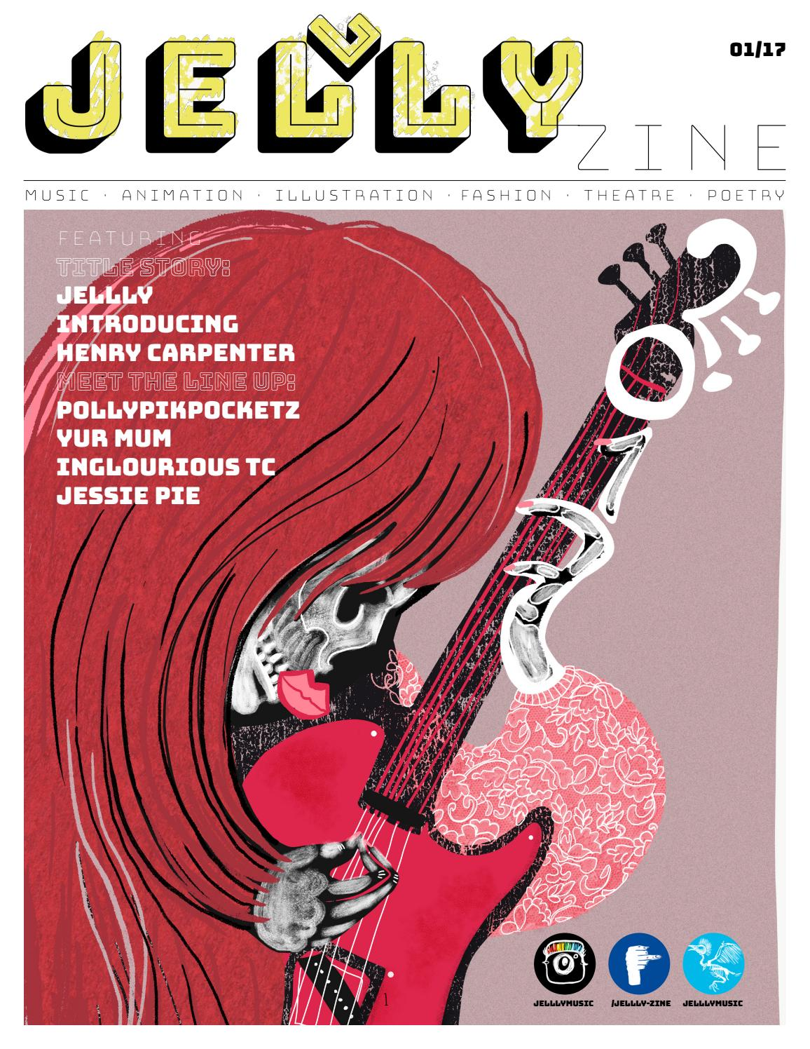 Jelllyzine 01 By Jelllyzine Issuu