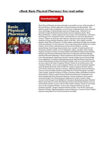 Ebook farmasi free download