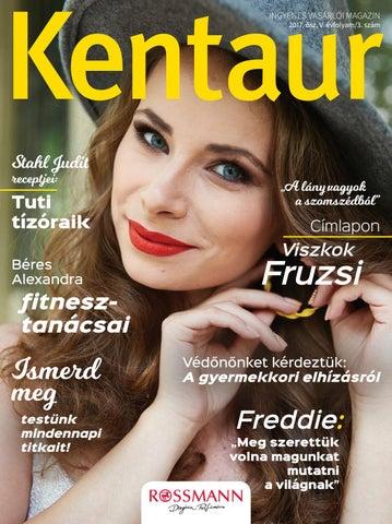 4b74a144cd Rossmann Kentaur Magazin 2017/3 by Rossmann Magyarország Kft ...