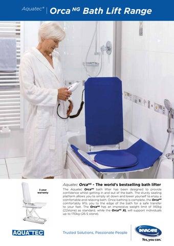 Phenomenal Invacare Aquatec Orca By Invacare Safe Patient Handling Issuu Evergreenethics Interior Chair Design Evergreenethicsorg