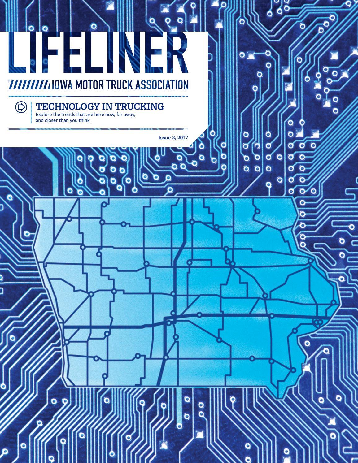 2017 Lifeliner Magazine (Issue 2) by Iowa Motor Truck